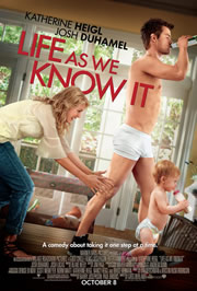 Ilyen az élet - Life as We Know It - Mozi
