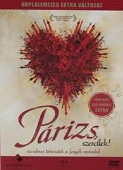 Párizs, szeretlek! - Extra változat (2 DVD)