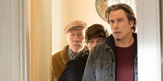 A hamisító (The Forger) John Travolta, Christopher Plummer, Tye Sheridan