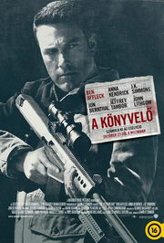 A könyvelő (The Accountant) plakát