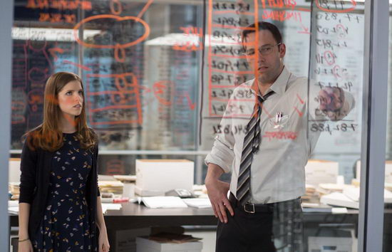 A könyvelő (The Accountant) Anna Kendrick, Ben Affleck