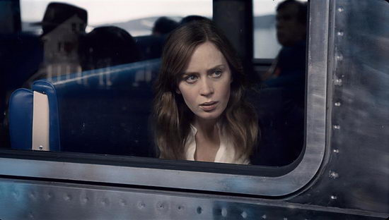 A lány a vonaton (The Girl on the Train) Emily Blunt