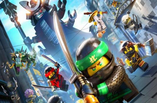 A LEGO Ninjago film (The LEGO Ninjago Movie)