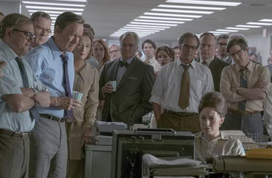 A Pentagon titkai (The Post) Meryl Streep, Tom Hanks
