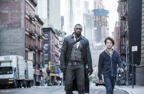 A setét torony (The Dark Tower) Idris Elba és Tom Taylor