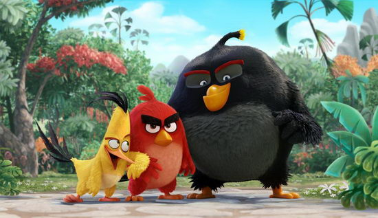 Angry Birds - A film (The Angry Birds Movie) animációs, vígjáték