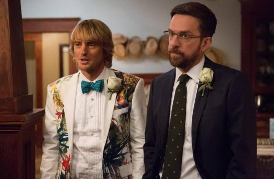 Apavadászat (Father Figures) Owen Wilson, Ed Helms