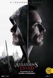 Assassin's Creed (2016) poszter