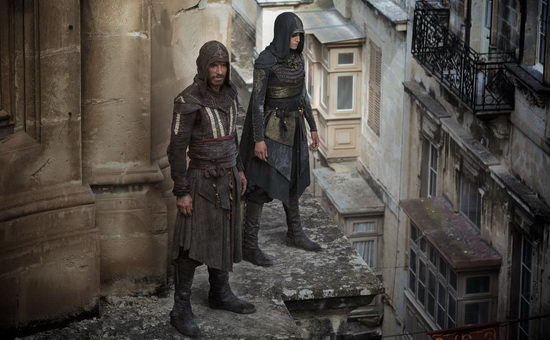 Assassin's Creed (2016) akció, fantasy