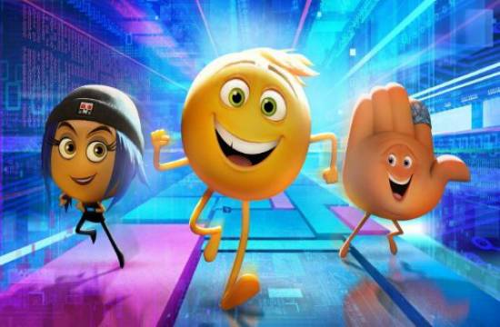 Az Emoji-film (The Emoji Movie) animációs film