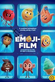 Az Emoji-film (The Emoji Movie) poszter