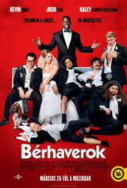 Bérhaverok (The Wedding Ringer) poszter