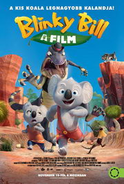 Blinky Bill - A film (Blinky Bill the Movie) plakát