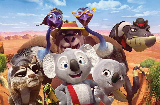 Blinky Bill - A film (Blinky Bill the Movie) animációs film