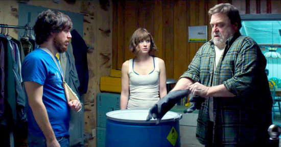 Cloverfield Lane 10 (2016) thriller