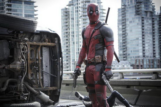 Deadpool (2016) Ryan Reynolds