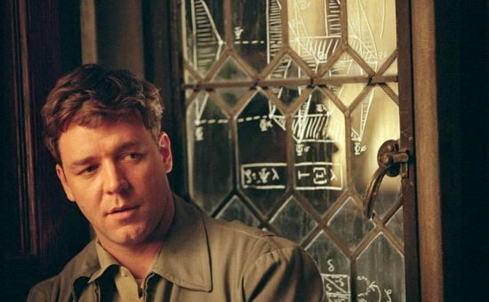 Egy csodálatos elme (A Beautiful Mind) - Russel Crowe
