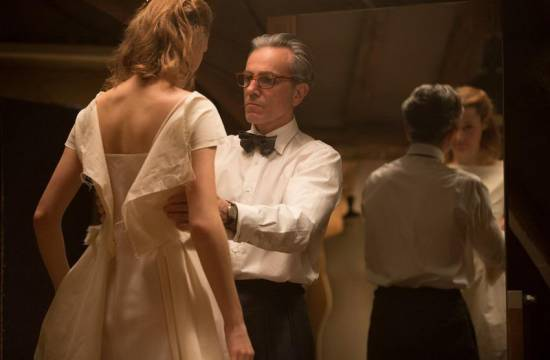 Fantomszál (Phantom Thread) Vicky Krieps, Daniel Day-Lewis