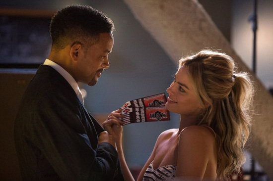 Focus - A látszat csal (2015) Will Smith, Margot Robbie