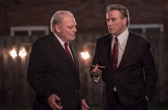 Gotti (2018) Stacy Keach és John Travolta
