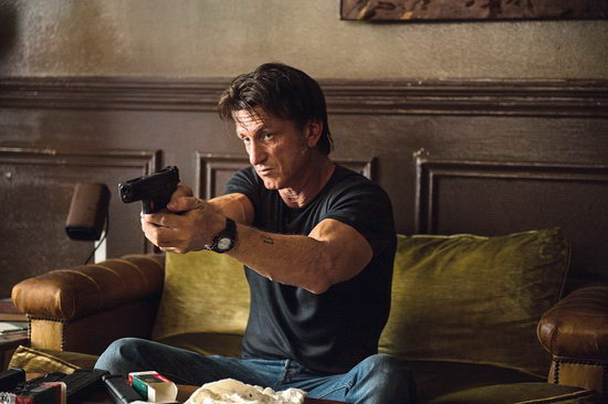 Gunman (The Gunman) Sean Penn