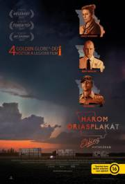 Három óriásplakát Ebbing határában (Three Billboards Outside Ebbing, Missouri) mozipremier