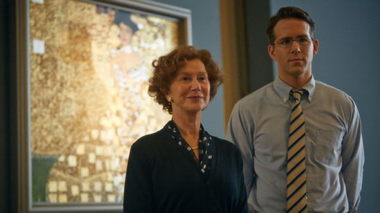Hölgy aranyban (Woman in Gold) Helen Mirren és Ryan Reynolds
