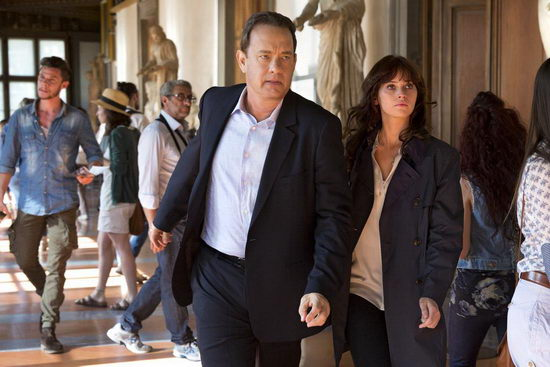 Inferno (2016) Tom Hanks és Felicity Jones