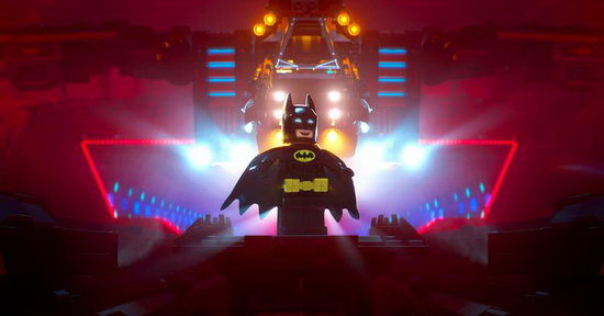Lego Batman - A film (2017) animációs