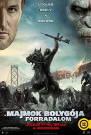 A majmok bolygója: Forradalom (Dawn of the Planet of the Apes) mozipremier
