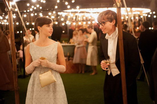 A mindenség elmélete (The Theory of Everything) - Felicity Jones, Eddie Redmayne