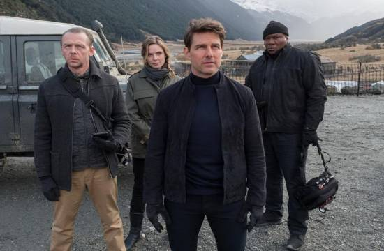 Mission: Impossible - Utóhatás (2018) akció, thriller
