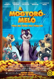 A mogyoró-meló (The Nut Job) mozipremier