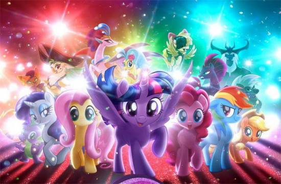 My Little Pony - A film (My Little Pony: The Movie) animációs film