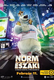 Norm, az északi (Norm of the North) plakát