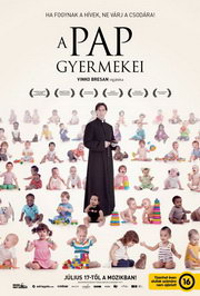 A pap gyermekei (The Priests Children) mozipremier