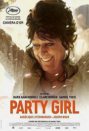 Party Girl (2014) poszter