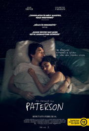Paterson (2016) poszter