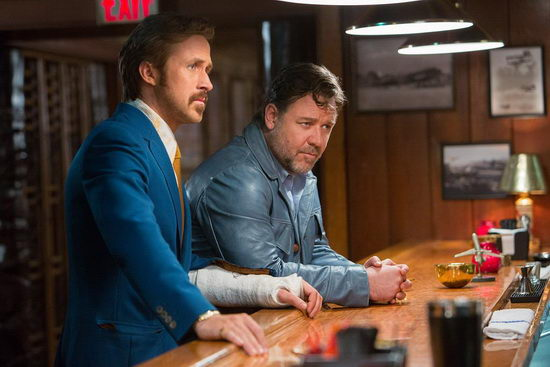 Rendes fickók (The Nice Guys) Ryan Gosling és Russell Crowe