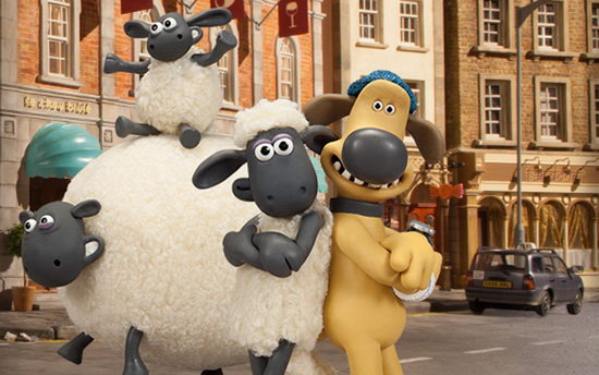 Shaun, a bárány - A film (Shaun the Sheep Movie)