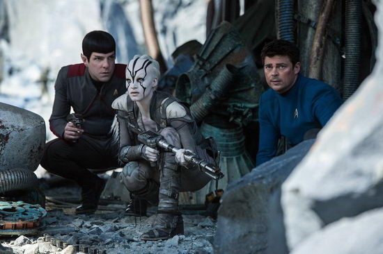 Star Trek: Mindenen túl (Star Trek Beyond) sci-fi