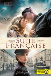 Suite Francaise (2014) magyar poszter