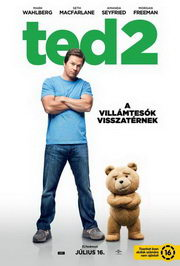 Ted 2 (2015) poszter