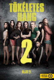 Tökéletes hang 2 (Pitch Perfect 2) plakát