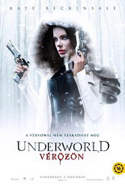 Underworld: Vérözön (Underworld: Blood Wars) moziplakát