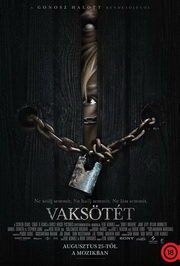 Vaksötét (Don't Breathe) plakát