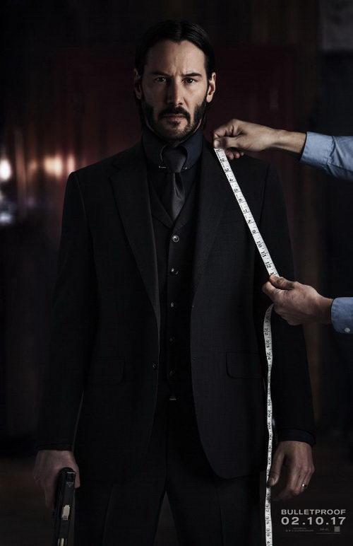 John Wick: 2. felvonás film előzetes, John Wick: Chapter 2 ...