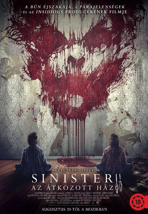 Sinister 2 - Az átkozott ház - Film adatlap