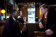 A guardista (Don Cheadle, Brendan Gleeson)