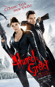 Boszorkányvadászok (Hansel and Gretel: Witch Hunters)